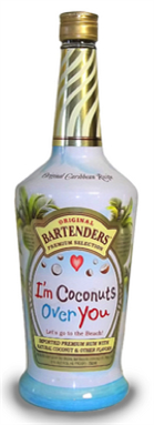 Original Bartenders Cocktails IM Coconuts Over You